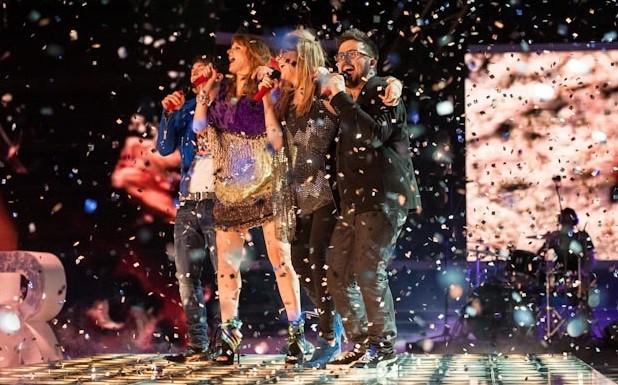 X Factor 6: i 4 finalisti nella manche omaggio a Lucio Dalla nella prima finale