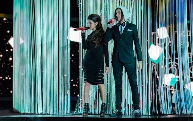 X Factor 6: I Frères Chaos tornano sul palco del talent show di Sky per la prima finale del 6 Dicembre