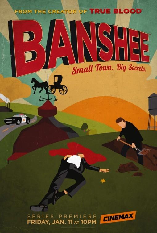 La locandina di Banshee
