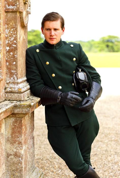 Downton Abbey: Allen Leech in un momento della serie