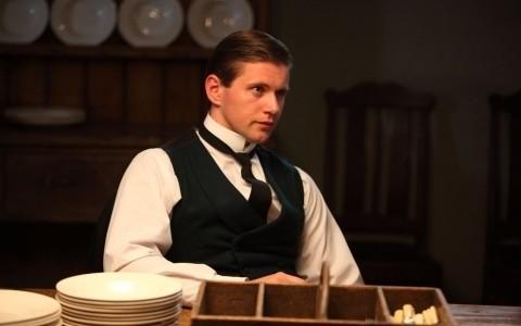 Downton Abbey: Allen Leech in una scena della serie