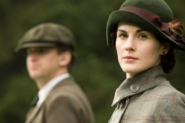 Downton Abbey: Michelle Dockery nello speciale natalizio 2011