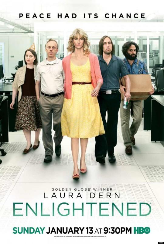 Enlightened: un poster della stagione 2