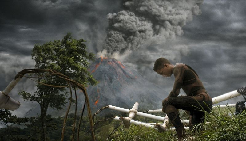 Jaden Smith nella prima immagine ufficiale di After Earth