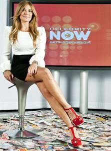 La locandina di Celebrity Now - Satira Selvaggia