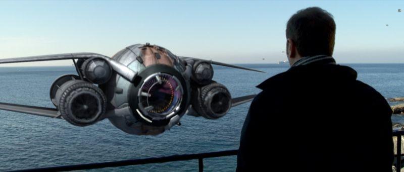 12 12 12: un'immagine tratta dal film sull'invasione aliena diretto da Massimo Morini