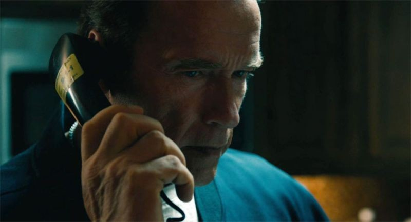 The Last Stand - L'ultima sfida: Arnold Schwarzenegger in una scena del film