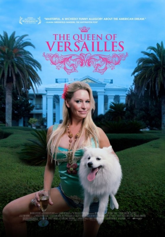 The Queen of Versailles: la locandina del film