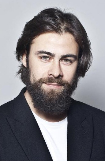 L'attore Manfredi Saavedra