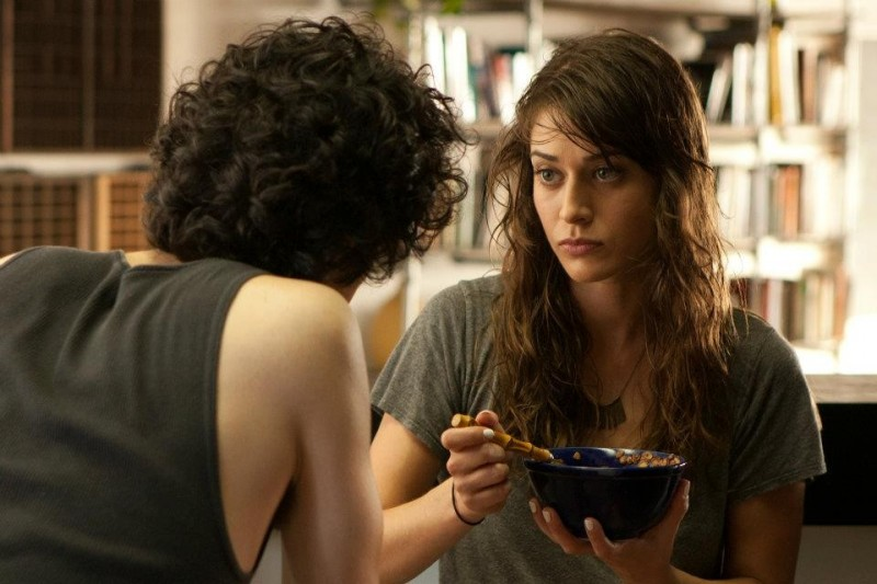 Lizzy Caplan in Save the Date