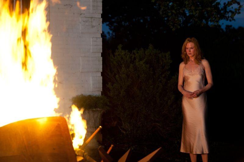 Stoker: Nicole Kidman in una scena infuocata del film
