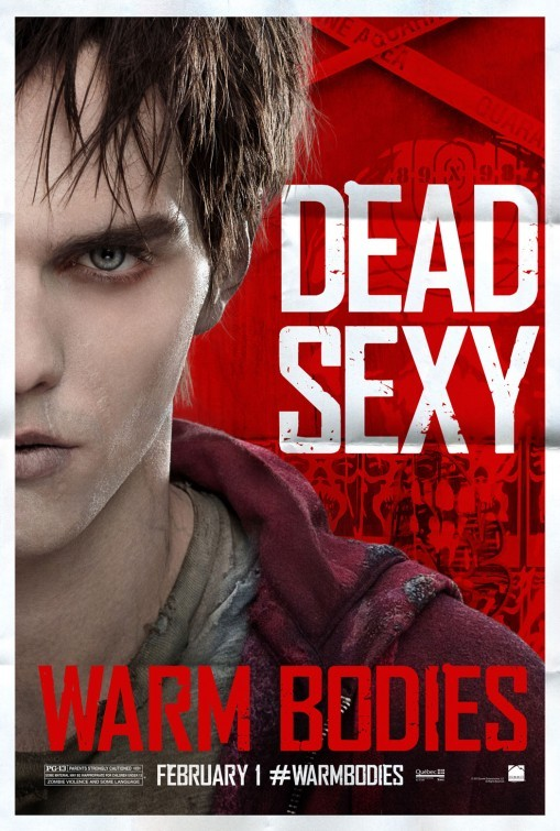 Warm Bodies: nuovo poster USA 1