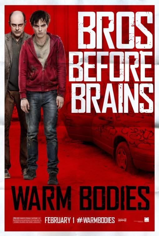 Warm Bodies: nuovo poster USA 2