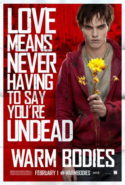 Warm Bodies: nuovo poster USA 4