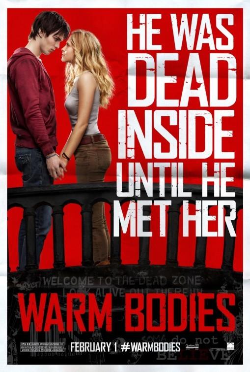 Warm Bodies: nuovo poster USA 5