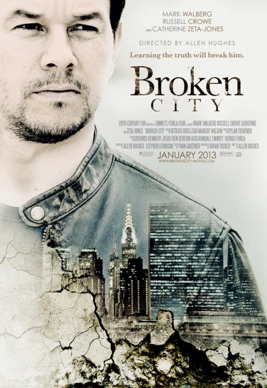 Broken City: una nuova locandina del film