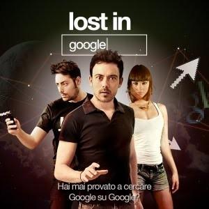 La locandina di Lost in Google