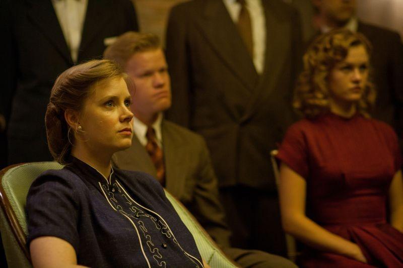 The Master: Amy Adams in una scena del film nel ruolo di Peggy Dodd