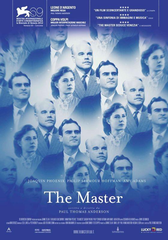 The Master: la locandina italiana