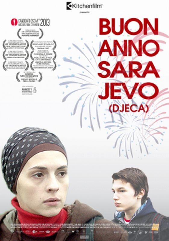 Buon anno Sarajevo: la locandina italiana