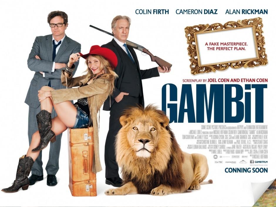 Gambit: un wallpaper del film