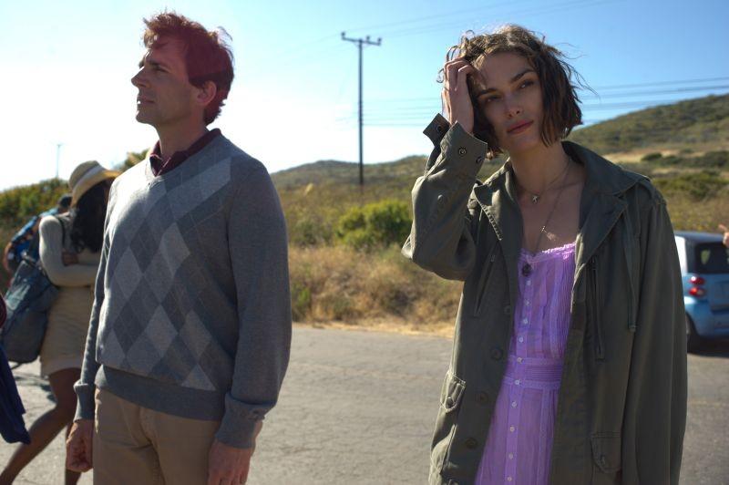 Keira Knightley insieme a Steve Carell in una scena di Cercasi amore per la fine del mondo