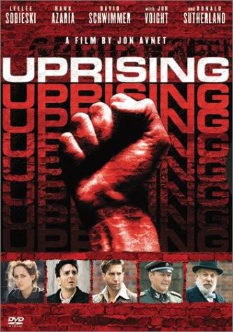 La rivolta: la locandina del film