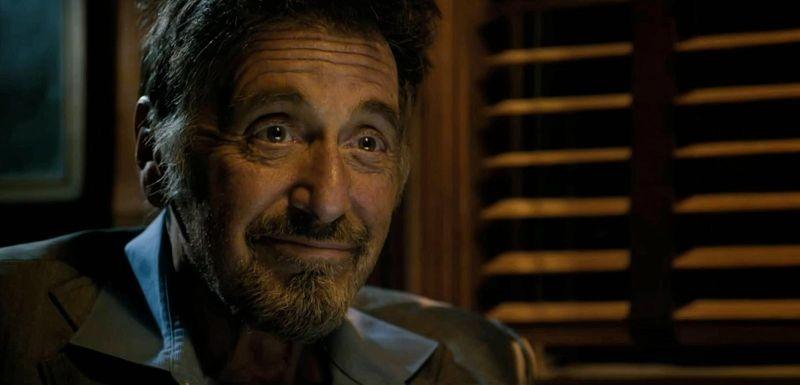 Stand Up Guys: Al Pacino in una scena nei panni di Val