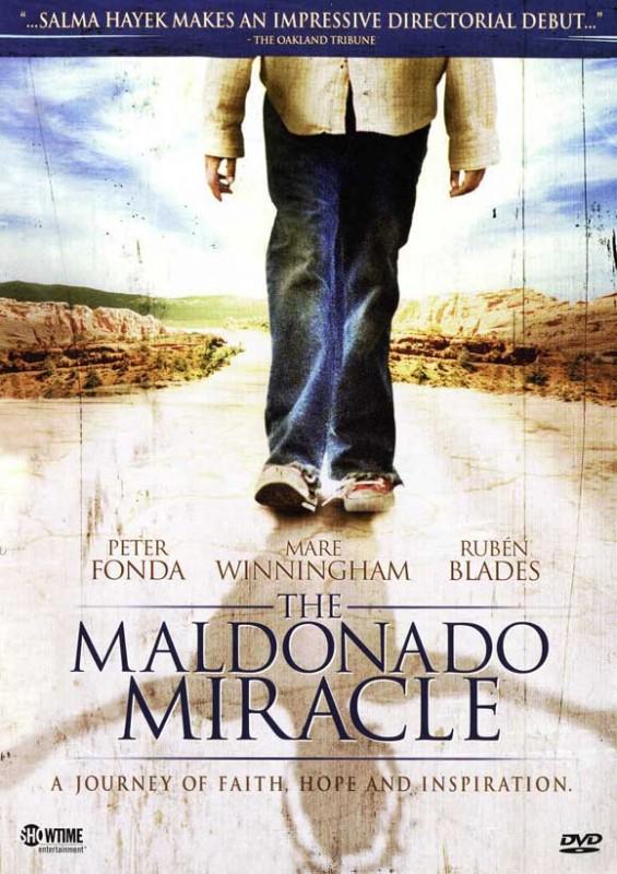 The Maldonado Miracle: la locandina del film