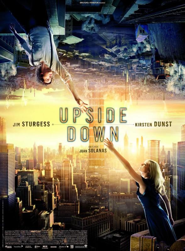 Upside Down: una locandina del film