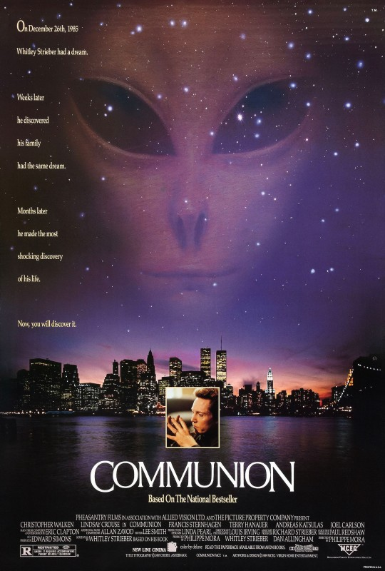 Communion: la locandina del film