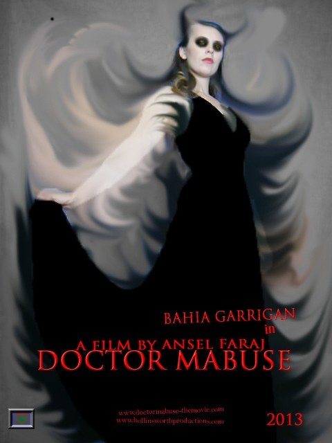 Doctor Mabuse: Character Poster 1