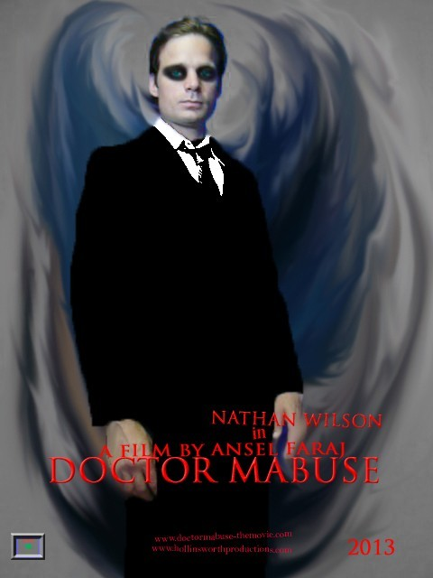 Doctor Mabuse: Character Poster 2