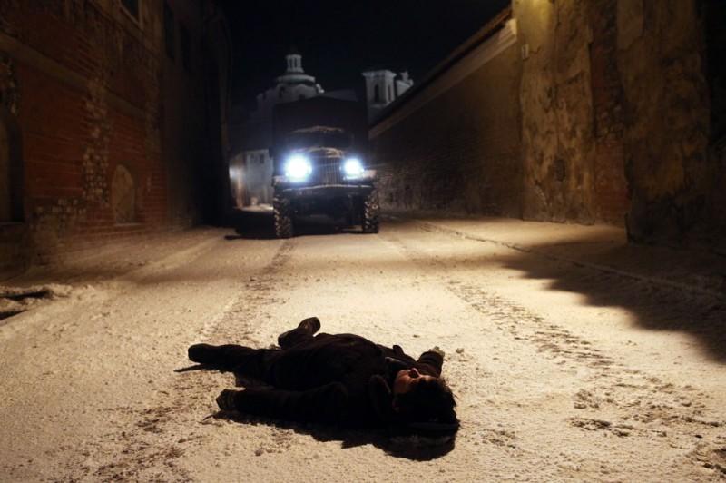 Educazione Siberiana: una scena del nuovo film di Gabriele Salvatores
