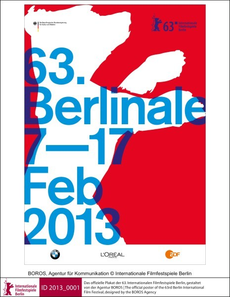 Festival Internazionale del Cinema di Berlino 2013