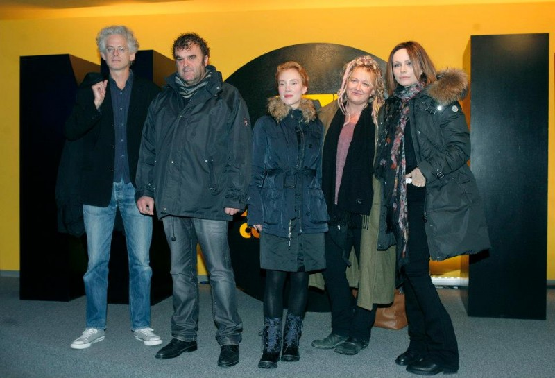 Jennifer Chambers Lynch, Pippo Delbono, Francesca Neri, Santiago Amigorena e Franziska Petri, la giuria di Courmayeur Noir In Festival 2012