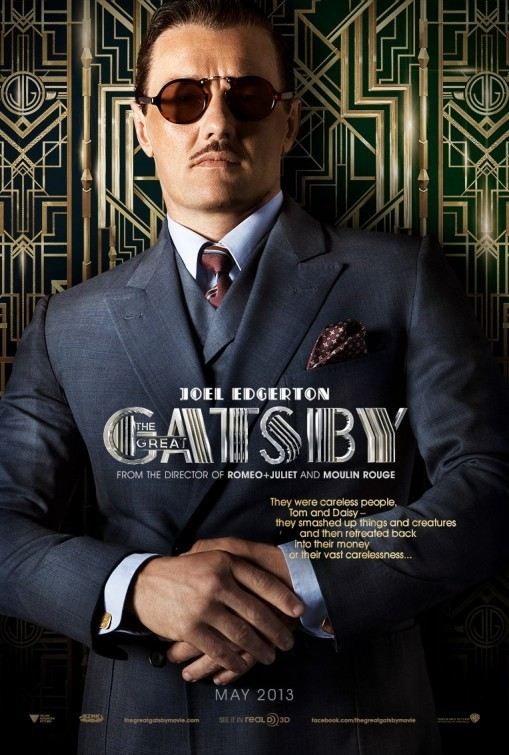 The Great Gatsby: Character Poster per Joel Edgerton