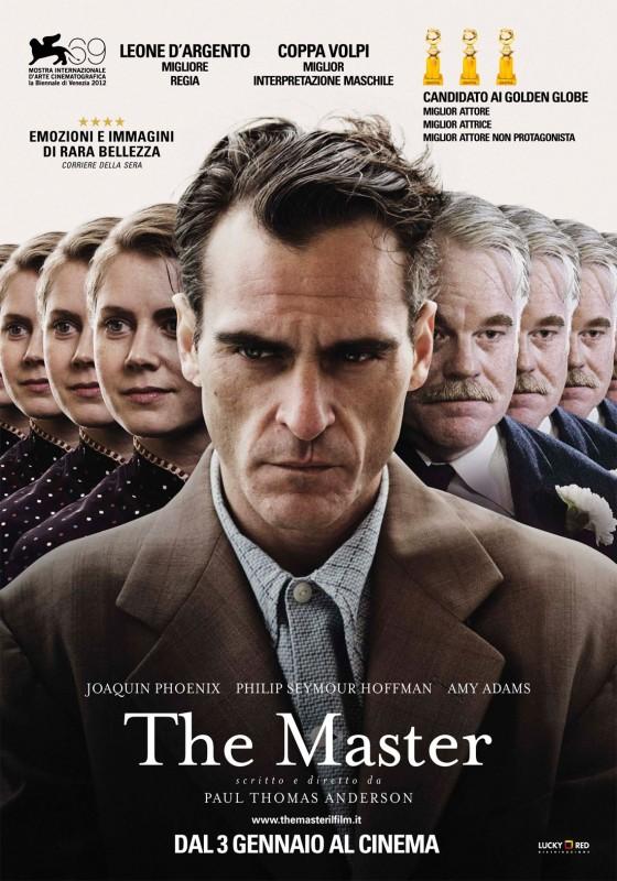 The Master: il poster italiano del film