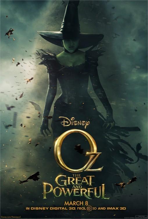 Il grande e potente Oz: nuovo teaser poster