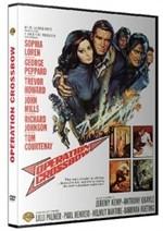 La copertina di Operazione Crossbow (dvd)