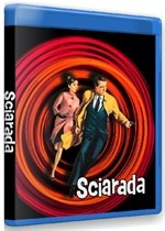 La copertina di Sciarada (blu-ray)