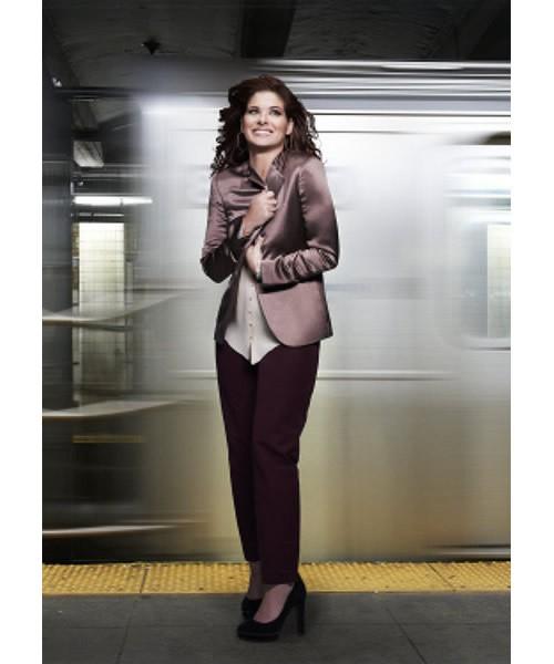 Smash: Debra Messing in un'immagine promozionale per la seconda stagione della serie