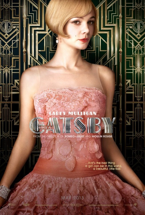 The Great Gatsby: Character Poster per Carey Mulligan