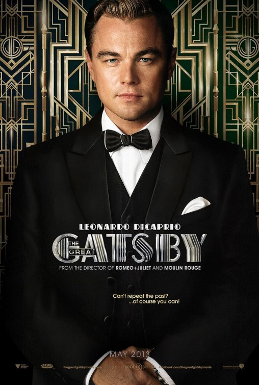 The Great Gatsby: Character Poster per Leonardo DiCaprio