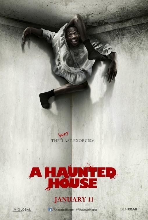 Ghost Movie: nuovo divertente poster USA 1