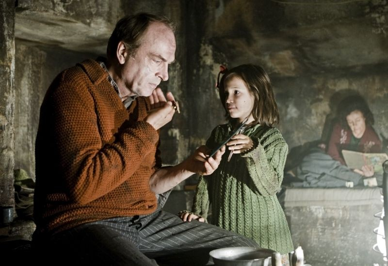 In Darkness: Herbert Knaup e Milla Bańkowicz in una scena tratta dal film