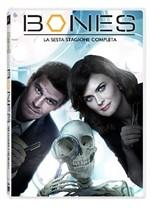 La copertina di Bones - Stagione 6 (dvd)