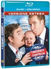 La copertina di Candidato a sorpresa (blu-ray)
