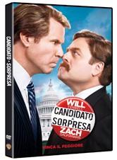 La copertina di Candidato a sorpresa (dvd)