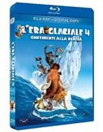 La copertina di L'era glaciale 4: Continenti alla deriva (blu-ray)